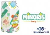 Minoris Organik Çamaşır Detarjanı Bayilik