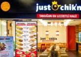 Just Chik'n Franchise İle Yatırımcısına Kazanç Sunuyor