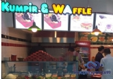 Kumpir Waffle Olivium Avm'de Şube Açtı