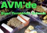 AVM de Diyet Yemekleri Satmak - İş fikri