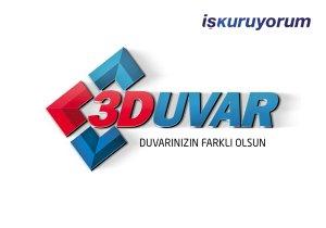3DUVAR 3 Boyutlu Duvar Bayilik