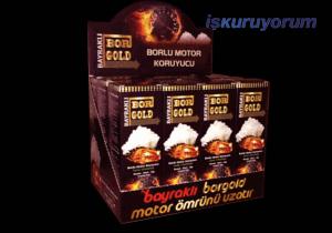 Bor Gold Motor Yağı Katkısı