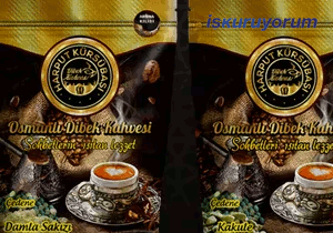 Harput Kürsübaşı Osmanlı Dibek Kahvesi