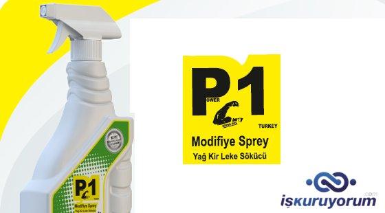 p1 modifiye sprey