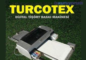 TURCOTEX Dijital Baskı Makineleri Bayilik