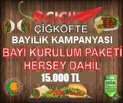helal çiğköfte bayilik