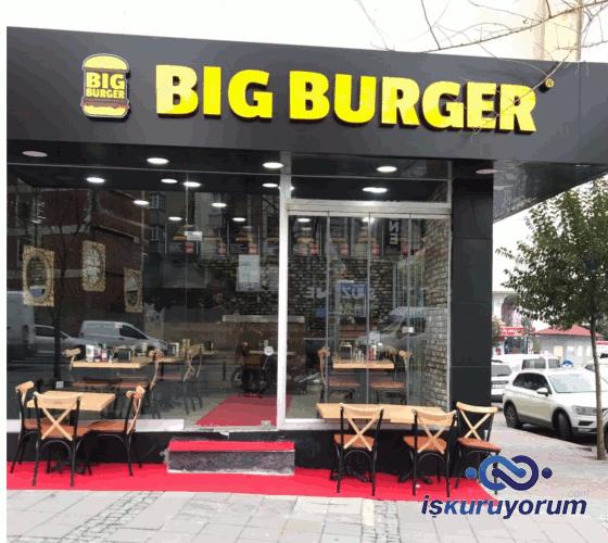 big burger bayilik