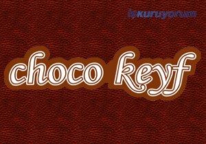 Chocokeyf Çikolata Şelalesi Bayilik