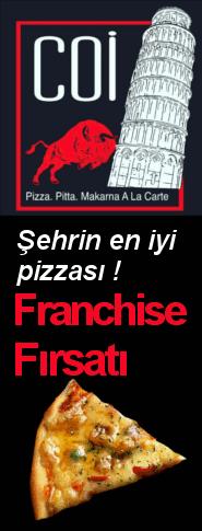 coi pizza bayilik