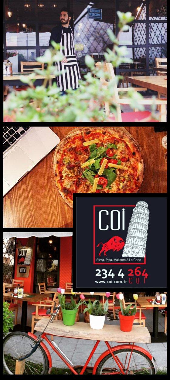 coi pizza bayilik franchise