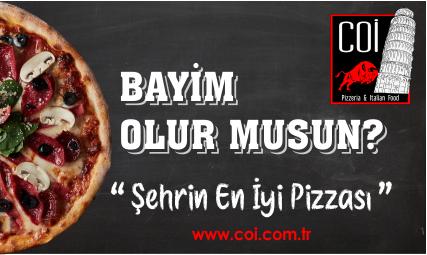 Coi Pizza Bayilik bayilik