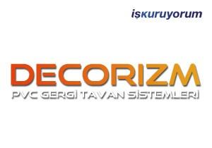 Decorizm PVC Gergi Tavan Bayilik