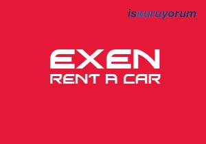 Exen rent a car bayilik ve bayilik şartları