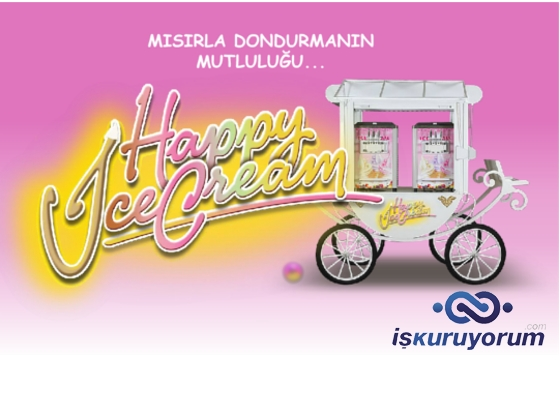 Happy ice cream bayilik