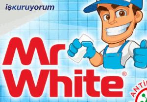 Mr.White Temizlik Ürünleri Bayilik
