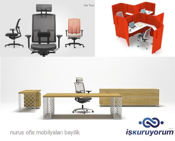 Nurus Ofis Mobilyası Bayilik