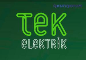 Tek Elektrik Bayilik