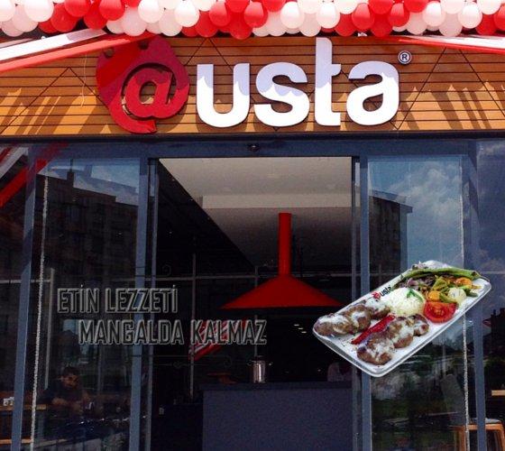 usta mangal bayilik franchise