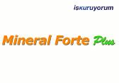 Mineral Forte Plus Gübre Bayilik