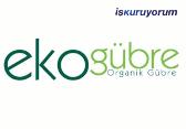 EKOGÜBRE Organik Solucan Gübresi Bayilik