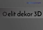 Elit Dekor 3D Bayilik